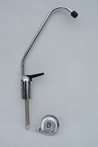 Long Reach Chrome Fountain Tap