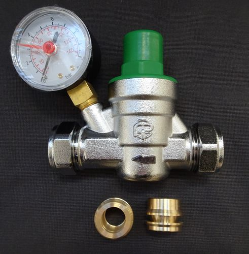Pressure Limiting Valve for House