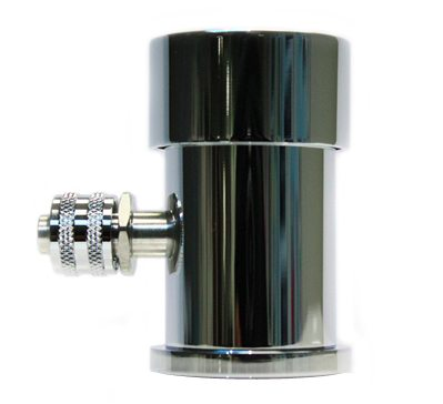 Low Profile Tap Polished Chrome